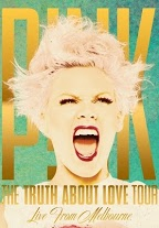Pink: The Truth About Love Tour, Live from Melbourne